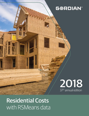 2018 RSMeans Residential Cost Data