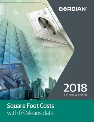 2018 RSMeans Square Foot Cost Data