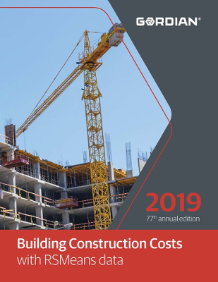 2019 RSMeans Building Construction Cost Data
