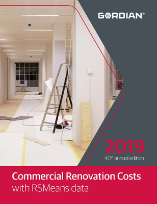 2019 RSMeans Commercial Renovation Cost Data