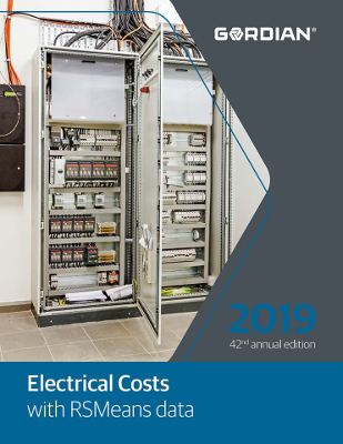2019 RSMeans Electrical Cost Data