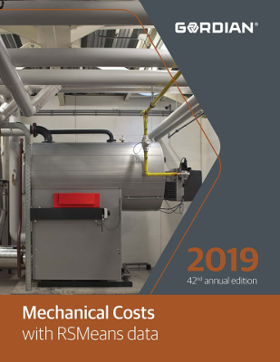 2019 RSMeans Mechanical Cost Data