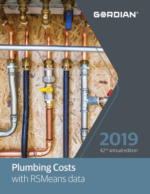 2019 RSMeans Plumbing Cost Data