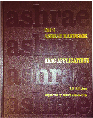 2019 ASHRAE Handbook—HVAC Applications