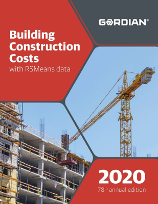 2020 RSMeans Building Construction Cost Data