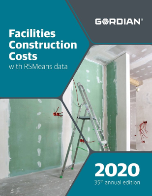 2020 RSMeans Facilities Construction Cost Data