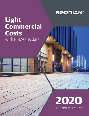 2020 RSMeans Light Commercial Cost Data