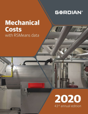 2020 RSMeans Mechanical Cost Data