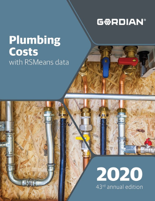 2020 RSMeans Plumbing Cost Data