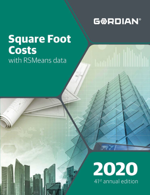 2020 RSMeans Square Foot Cost Data