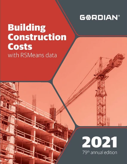 RS Means Building Construction Costs 2021 (BCCD)