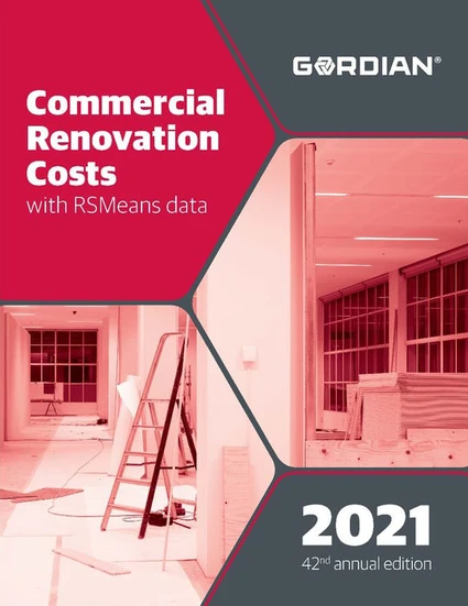 RS Means Commercial Renovation Costs 2021