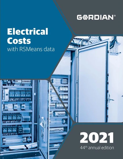 RS Means Electrical Costs 2021