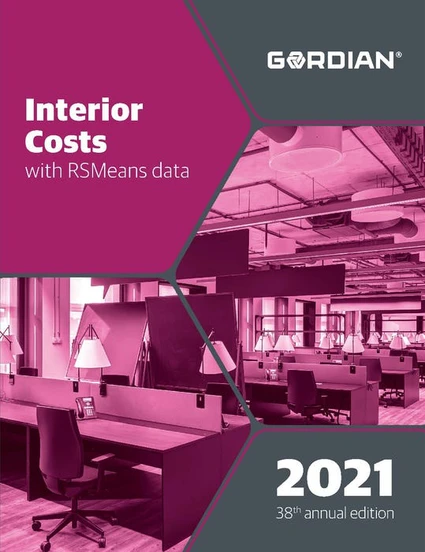 RS Means Interior Costs 2021