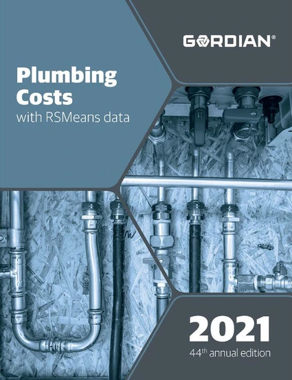 RS Means Plumbing Costs 2021