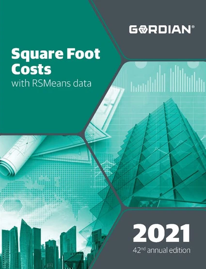RS Means Square Foot Costs 2021