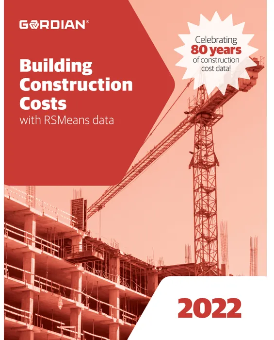 RS Means Building Construction Costs 2022
