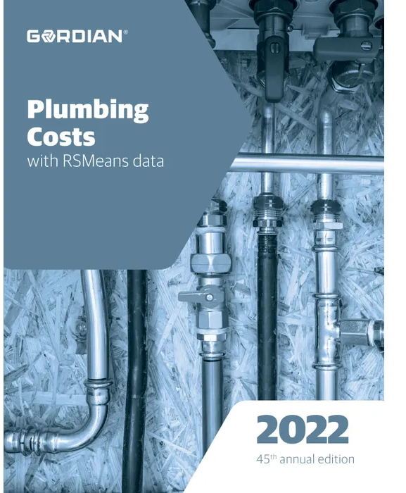 RS Means Plumbing Costs 2022