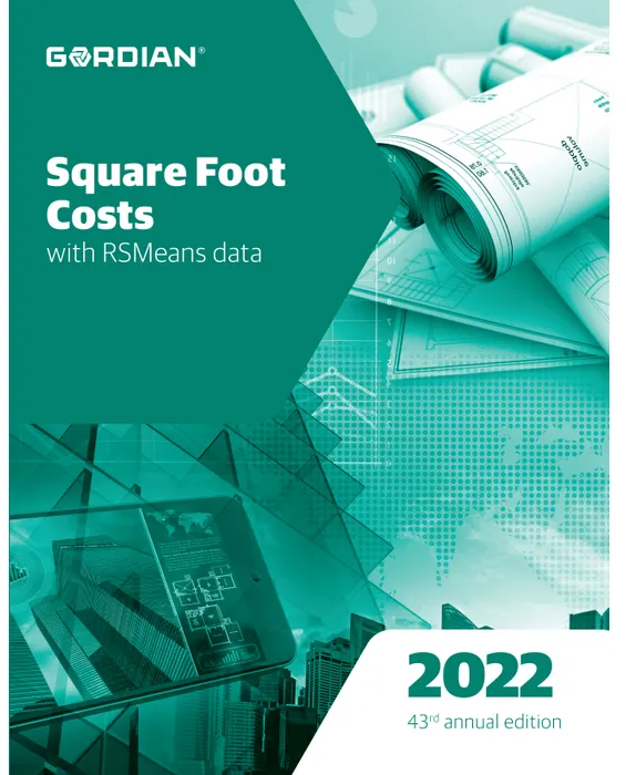 RS Means Square Foot Costs 2022