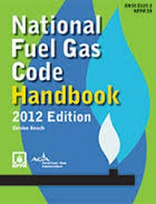 NFPA 54 National Fuel Gas Handbook, 2012 Edition
