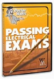 Passing Electrical Exams DVD