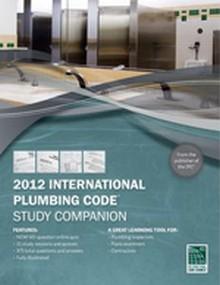 2012 International Plumbing Code Study Companion