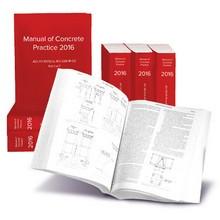 ACI Manual of Concrete Practice 2016 7-Volume Set