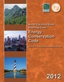 North Carolina State Energy Conservation Code, 2012 Edition