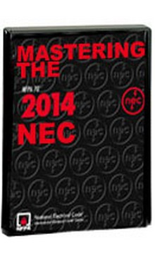 Mastering the 2014 NEC Important Changes on DVD