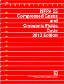 NFPA 55 - Compressed Gases and Cryogenic Fluids Code, 2013 Edition