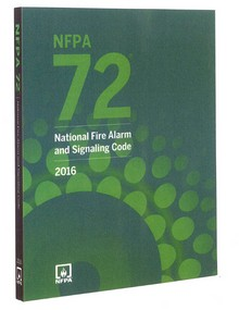 NFPA 72 - National Fire Alarm Code, 2016