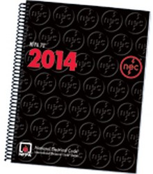2014 National Electrical Code, Spiralbound