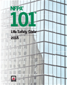 NFPA 101: Life Safety Code, 2018 Edition