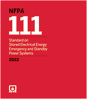 2022 NFPA 111 Standard on Stored Electrical Energy Emergency and Standby Power Systems