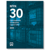 2021 NFPA 30 Flammable and Combustible Liquids Code