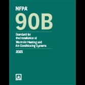 2021 NFPA 90B  Warm Air Heating & A/C Systems