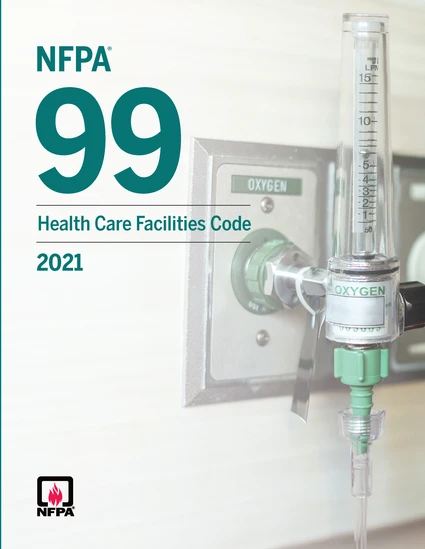 NFPA 99 Health Care Facilities Code, 2021 Edition