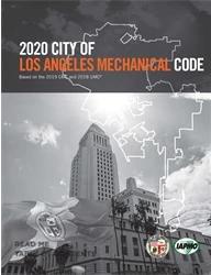 2020 County of Los Angeles Mechanical Code Amendment