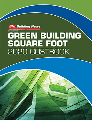 2020 BNi Green Building Square Foot Costbook
