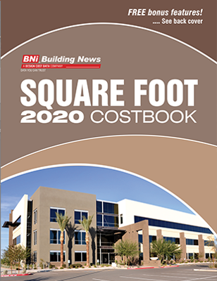 BNI Square Foot Costbook 2020