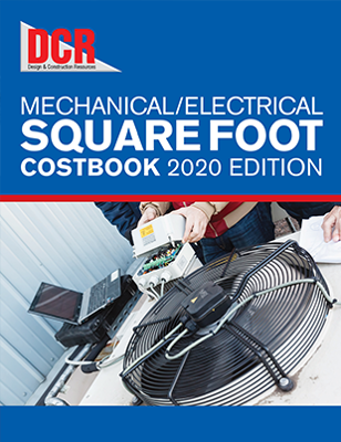 DCR Mechanical / Electrical Square Foot Costbook, 2020