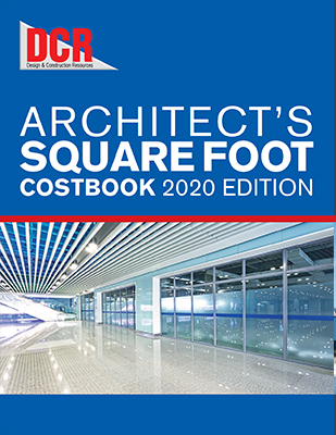 DCR Architect's Square Foot Costbook 2020