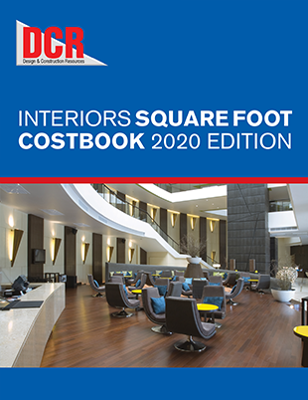 DCR Interiors Square Foot Costbook, 2020