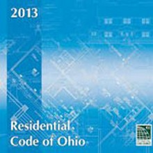 2013 Ohio Residential Code