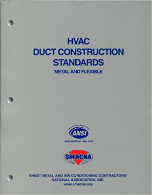 Hvac Duct Construction Standards Metal Amp Flexible 3rd