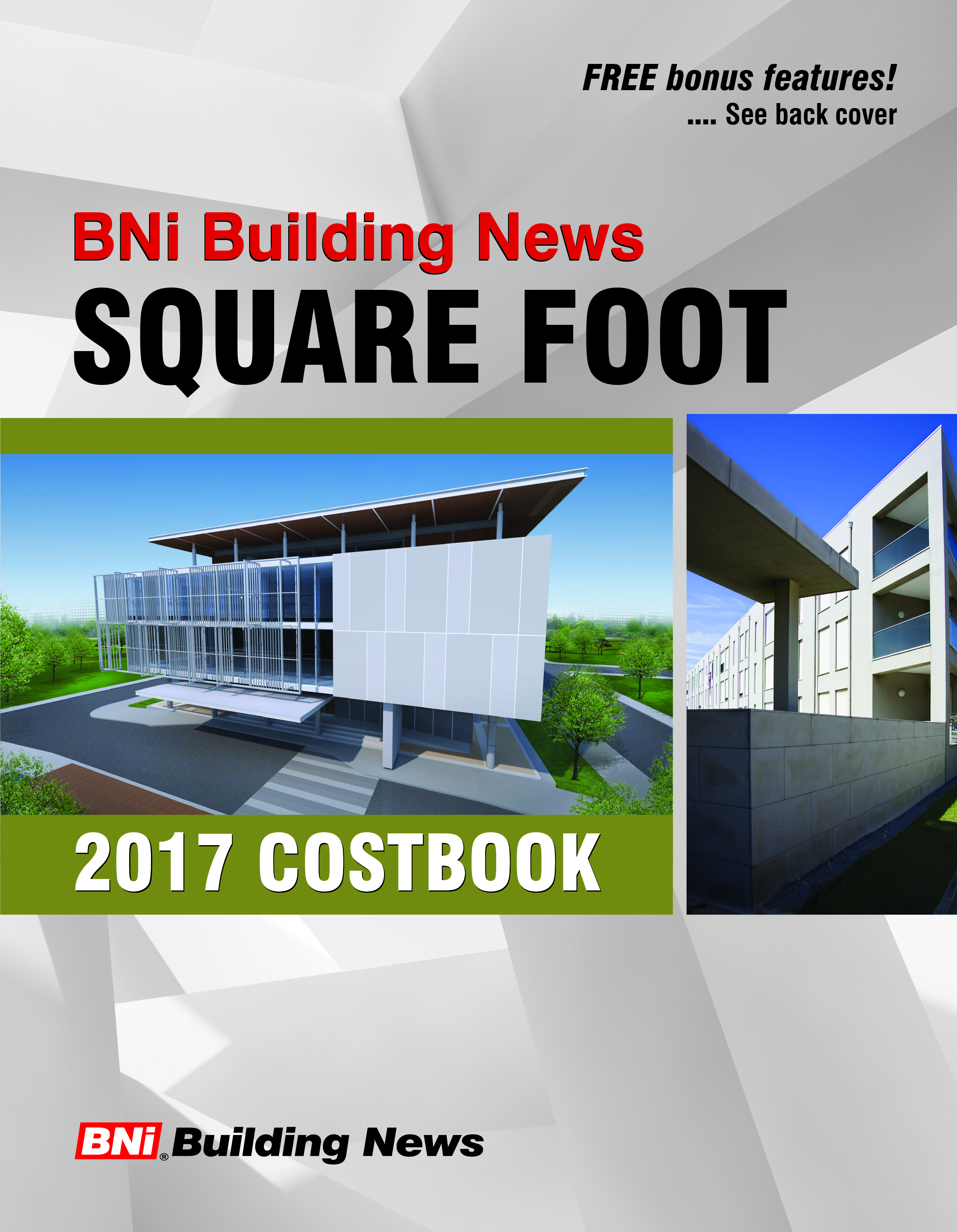 BNI Square Foot Costbook 2017