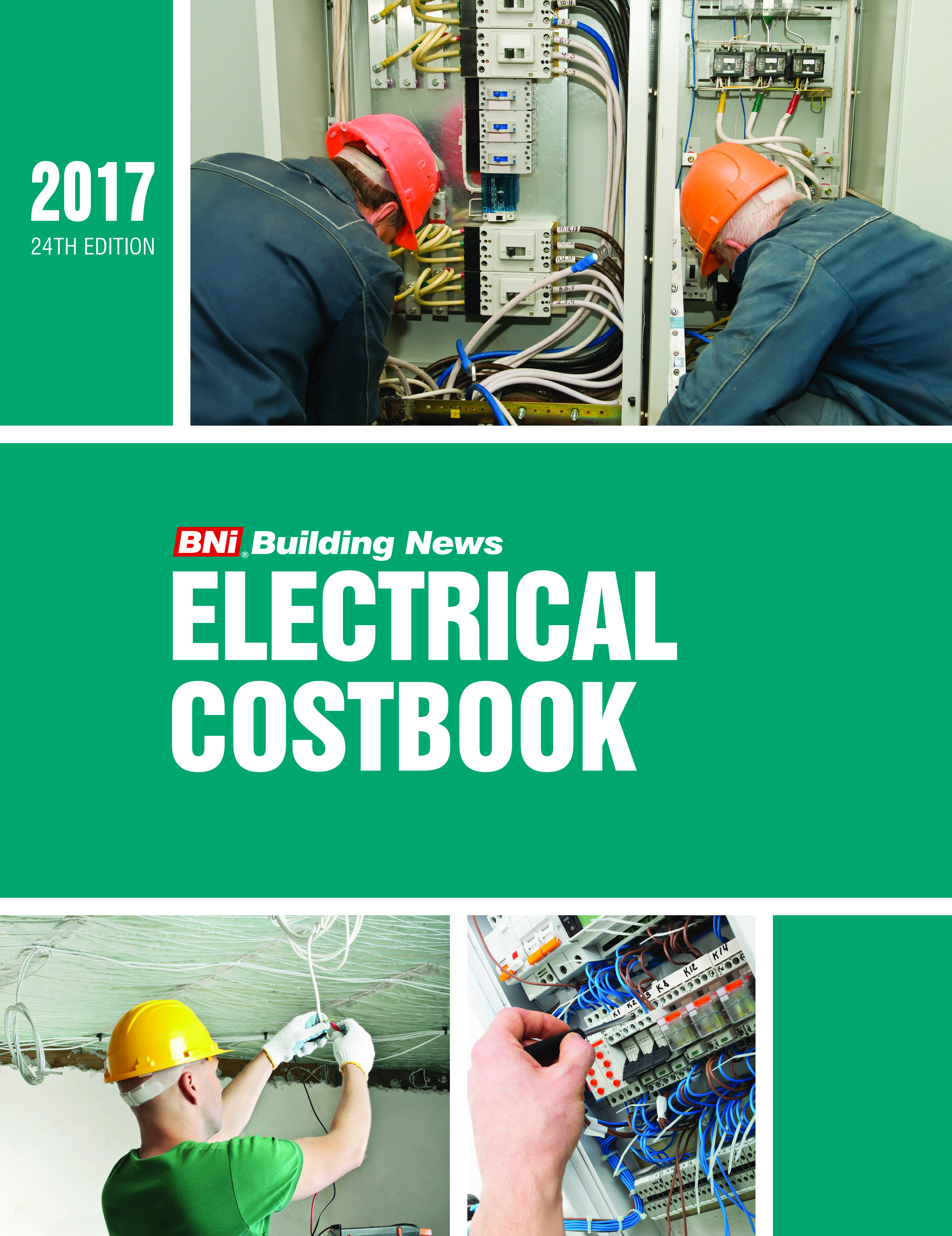 2017 BNI Electrical Costbook