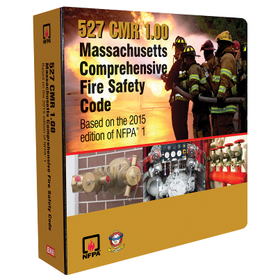 Massachusetts Comprehensive Fire Safety Code