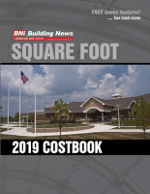 BNI Square Foot Costbook 2019
