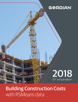 2018 RSMeans Building<br/> Construction Cost Data